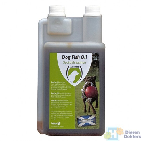 Dog fish oil original salmon online bestellen for Dog food with fish oil