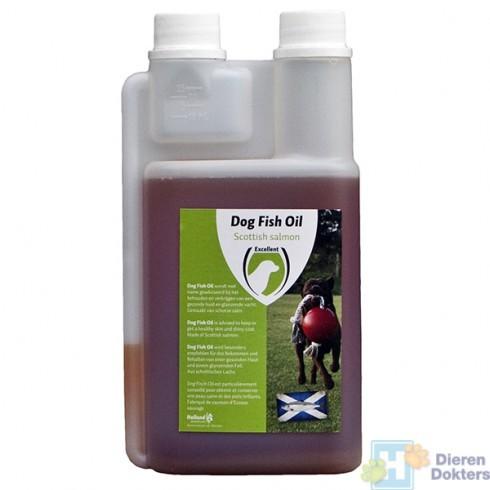 Dog fish oil original salmon online bestellen for Dog fish oil