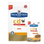 Hill's Prescription Diet - Feline C/D Urinary Stress