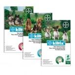 Kiltix Vlooien- en Tekenband Hond