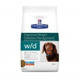 Hill's Prescription Diet - Canine W/D Mini