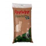 PeeWee Houtkorrels Kattenbakvulling