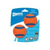 Chuckit Ultra Ball Medium | 2 Stuks
