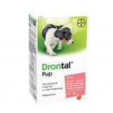 Drontal Pup Suspensie 2.5% 50 ml