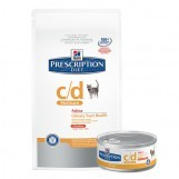 Hill's Prescription Diet - Feline C/D Multicare